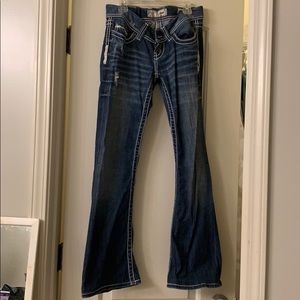 BKE Sabrina Flare Jeans